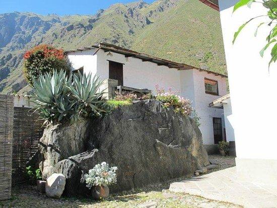 El Albergue Ollantaytambo: Rear of hotel