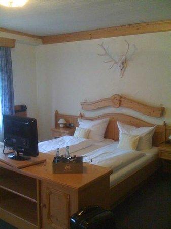 Hotel Zum Stern room