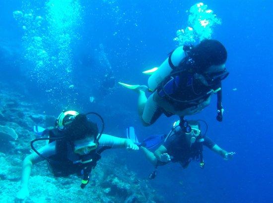 Me and the jackstorm picture of sipadan scuba semporna - Sipadan dive centre ...