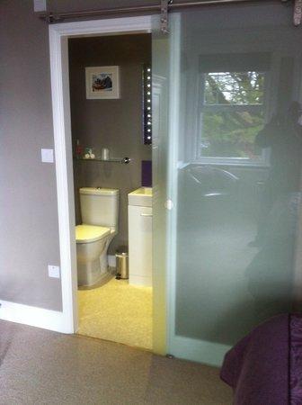 Northrise Lodge: salle de bain