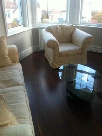 Northrise Lodge : salon