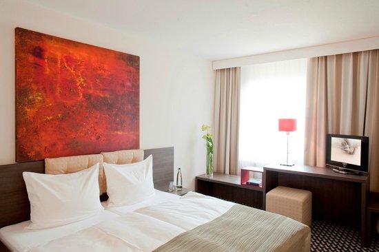 art & business Hotel : Doppelzimmer