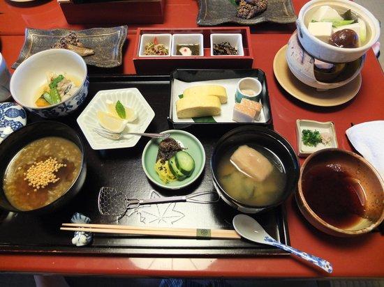 Gion Hatanaka: Breakfast