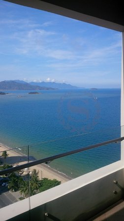 Sheraton Nha Trang Hotel and Spa: View from room
