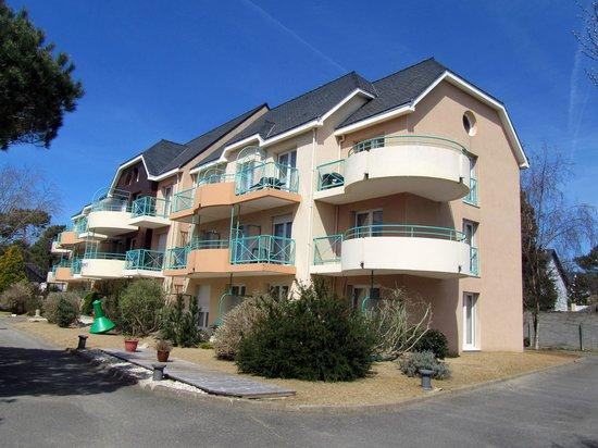 Pornichet, France: logements