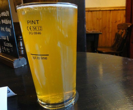The White Horse Inn, Rooms: In the pub