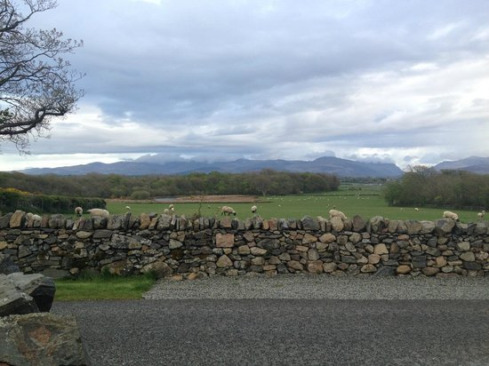 The Outbuildings: beautiful view