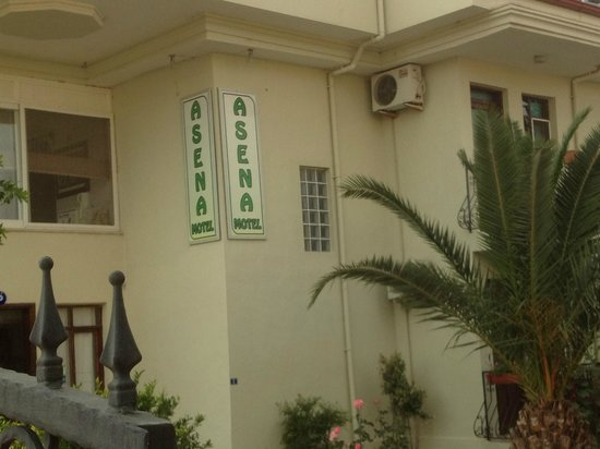 Asena Motel: Hotel Asena