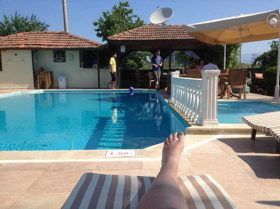 Asena Motel: Pool