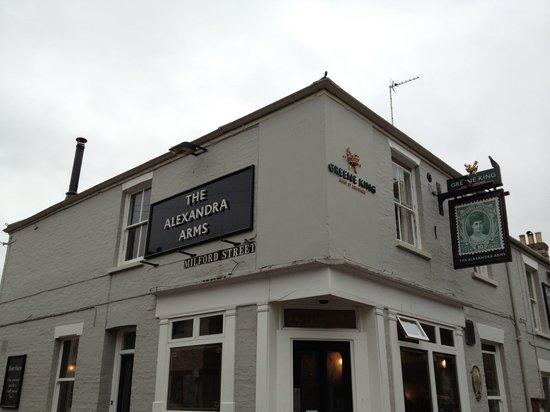 ‪The Alexandra Arms‬