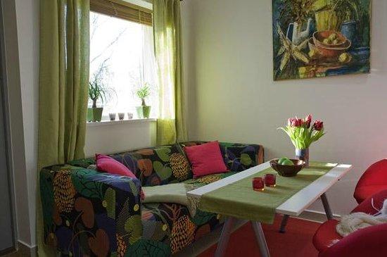 Staylong Hotel : Livingroom