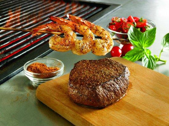 Outback Steakhouse BB Park: Steak & Shrimp