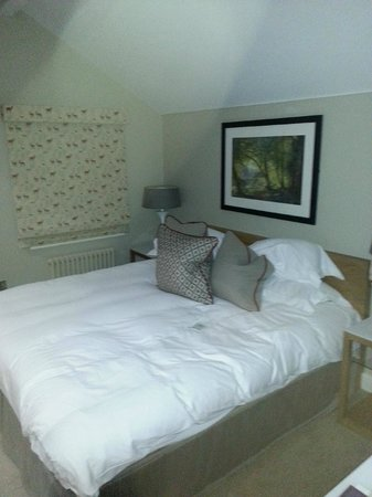 The Woburn Hotel: Bed