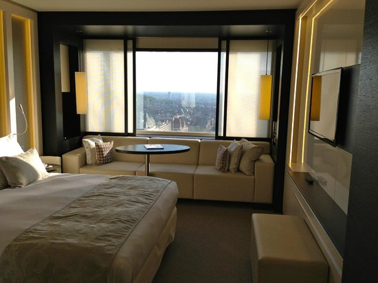 The Hotel - Brussels: Deluxe room