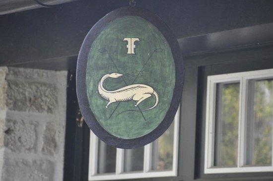 Golf de Fontainebleau : Fontainebleau's golf club coat of arms