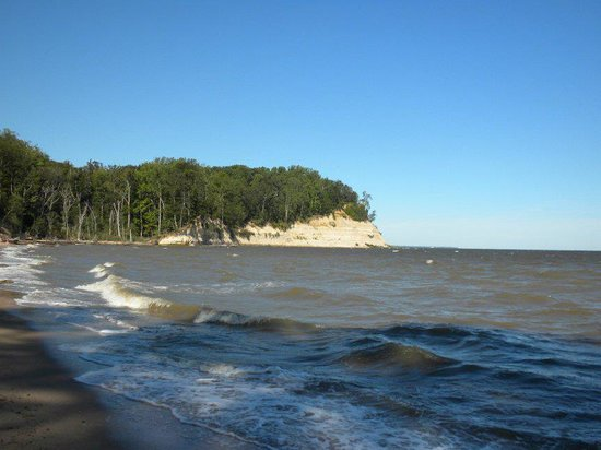 Westmoreland State Park: Fossil Beach