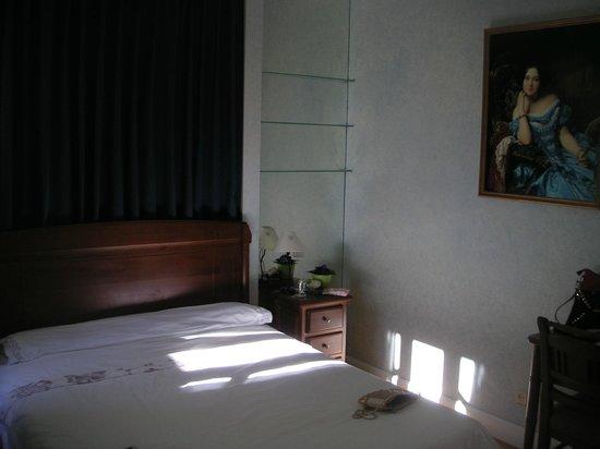 Hotel Posada Don Jaime: habitacion
