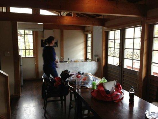 Kuranoyado Matsuya: Main floor / Dining Room