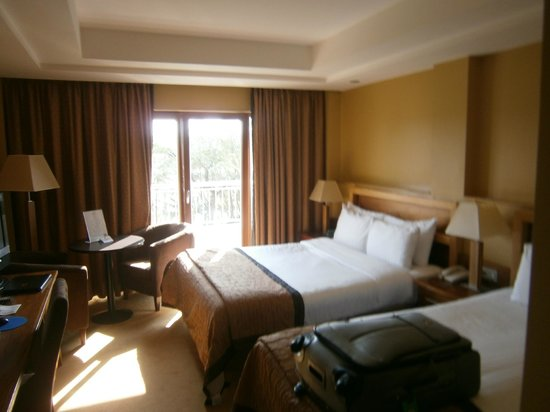 Annebrook House Hotel: Spacious, well appointed room 301