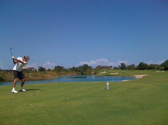 Hard Rock Golf Club: Espectacular!!