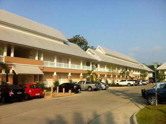 Park Inn Chiangrai: Hotel rooms