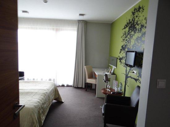 Bazuny Hotel & Spa : pokój