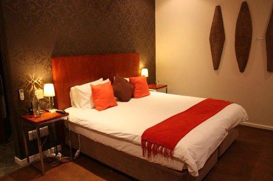 The Peech Hotel: La chambre