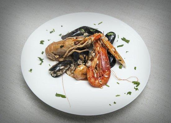 La Terrazza Ponza Island Via Cala Feola Restaurant