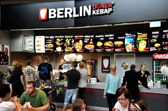 Berlin Doner Kebap - Slupsk