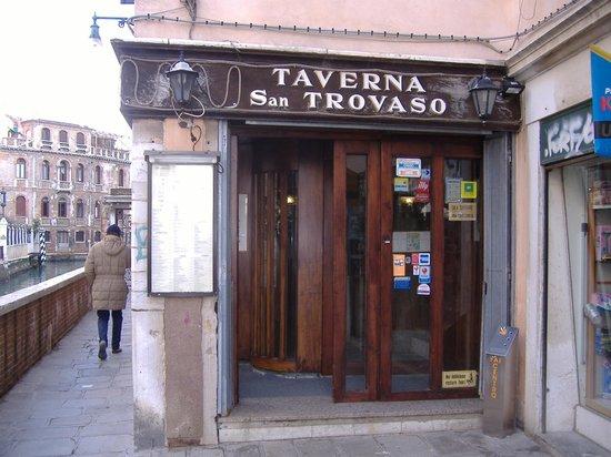 Taverna San Trovaso