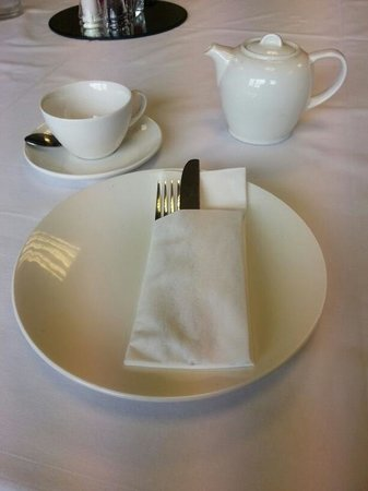 Nineteen at Farleigh: afternoon tea