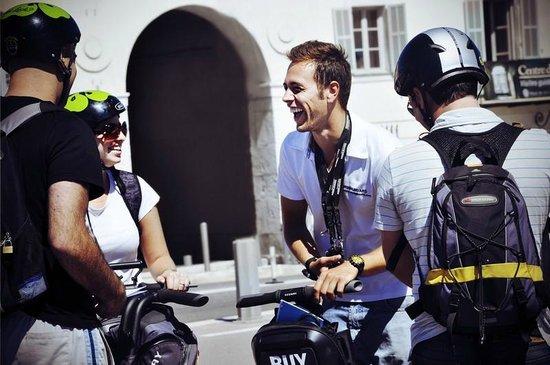 Mobilboard Montpellier : Le gyropode n'engendre pas la mélancolie !
