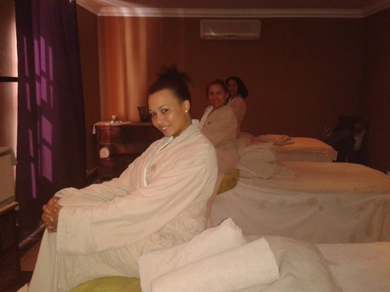 Kievits Kroon Spa: Ready to be treated