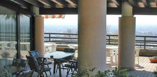 Albergo alla Pineta: ESTERNO HOTEL