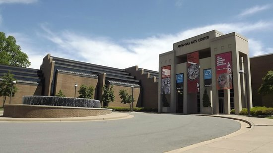 Arkansas Arts Center: Arkansas Art Center, 501 E. 9th St., Little Rock, AR