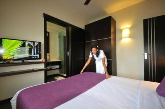 Domaine des Alizees Club & Spa by Evaco Holiday Resorts: Third bedroom