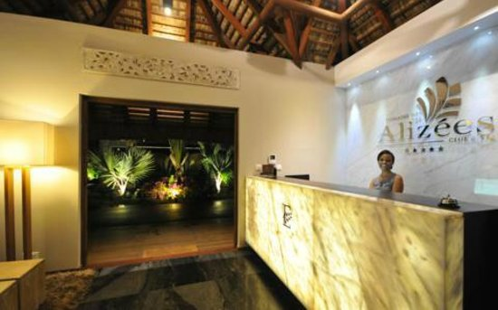 Domaine des Alizees Club & Spa by Evaco Holiday Resorts: Reception