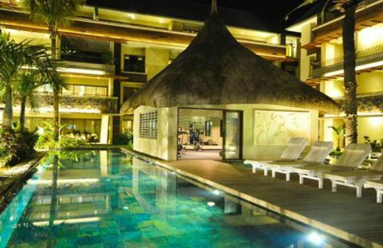 Domaine des Alizees Club & Spa by Evaco Holiday Resorts: Fitness room