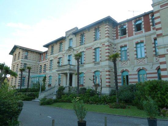 Residence Villa Regina: Batisse