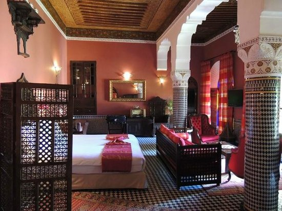 Riad Le Calife: La suite Diamant