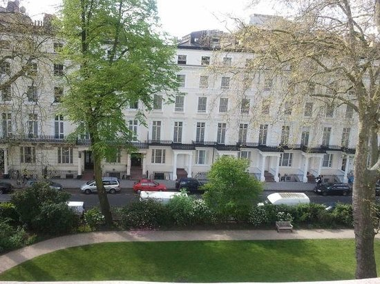 Reem Hotel: Vue de la chambre_1