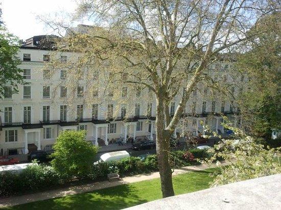 Reem Hotel: Vue de la chambre_2