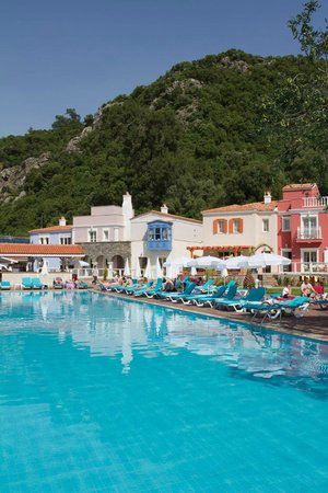 Club Adakoy Resort Hotel: Adakoy Beachclub pool