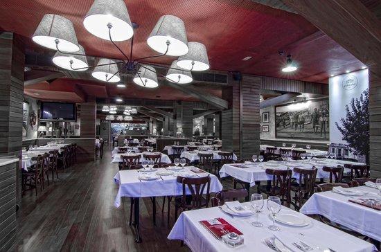El Posito Restaurant : zona central comedor