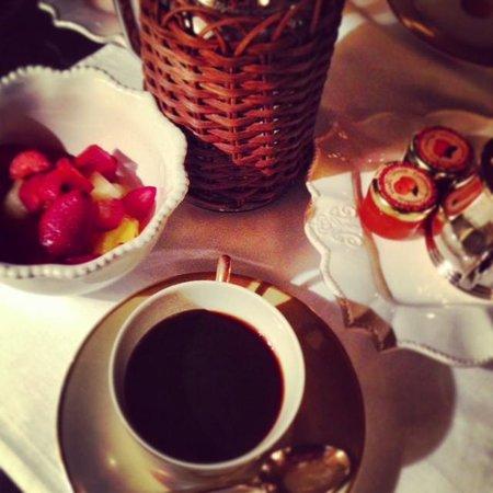 Hotel Odeon Saint-Germain: Breakfast