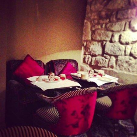Hotel Odeon Saint-Germain : Breakfast room