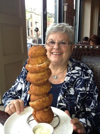 Stephi's on Tremont : Onion Rings