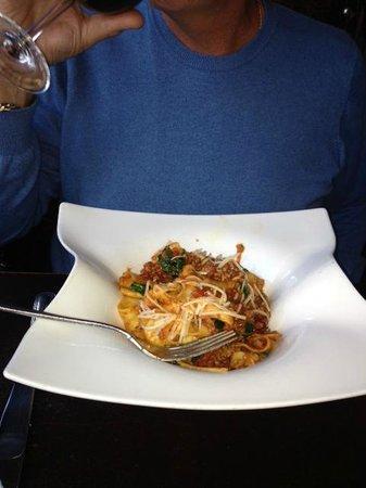 Stephi's on Tremont: Pasta