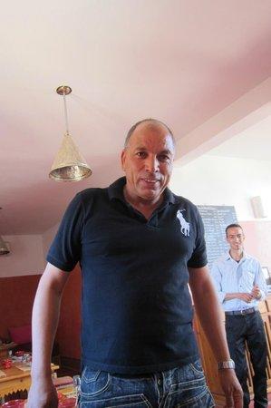 RESTAURANT DOUYRIA: Our Chef, Driss