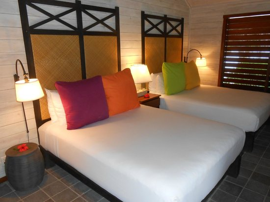Barefoot Cay: Fusia - the beds were great!